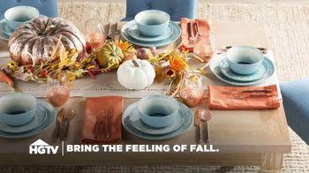 Wayfair TV Spot, 'HGTV: Feeling of Fall' - Thumbnail 1