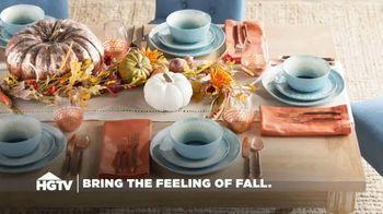 Wayfair TV Spot, 'HGTV: Feeling of Fall' - Thumbnail 3