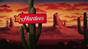 Hardee's Southwest Omelet Biscuit and Burrito TV Spot, 'Say Good Morning' - Thumbnail 1