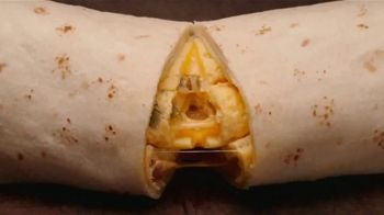 Hardee's Southwest Omelet Biscuit and Burrito TV Spot, 'Say Good Morning' - Thumbnail 7