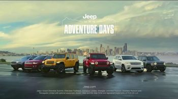 Jeep Adventure Days TV Spot, 'When It Rains: Grand Cherokee' [T2] - Thumbnail 8