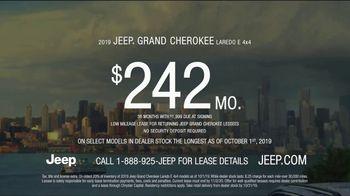 Jeep Adventure Days TV Spot, 'When It Rains: Grand Cherokee' [T2] - Thumbnail 9