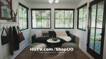 Overstock.com TV Spot, 'HGTV: Urban Oasis 2019 Look' - Thumbnail 1