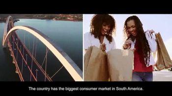 Visit Brasil TV Spot, 'Brazil by Brasil: Consumer Market'
