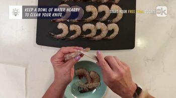 Food Network Kitchen App TV Spot, 'Valerie Makes Shrimp Easy' - Thumbnail 6