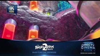 DIRECTV Cinema TV Spot, 'The Angry Birds Movie 2' - Thumbnail 1