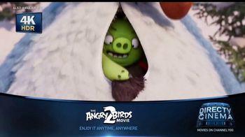 DIRECTV Cinema TV Spot, 'The Angry Birds Movie 2' - Thumbnail 3