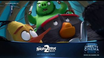 DIRECTV Cinema TV Spot, 'The Angry Birds Movie 2' - Thumbnail 4