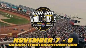 Charlotte Motor Speedway TV Spot, '2019 Can-Am World Finals' - Thumbnail 8