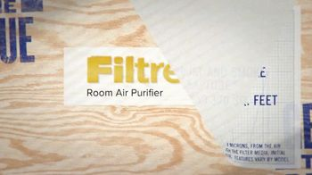Filtrete Room Air Purifier TV Spot, '3M: Capturing Dust and Smoke' - Thumbnail 7