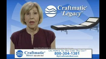 Craftmatic Legacy TV Spot, 'See for Yourself' - Thumbnail 1