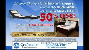 Craftmatic Legacy TV Spot, 'See for Yourself' - Thumbnail 10