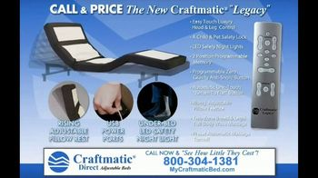Craftmatic Legacy TV Spot, 'See for Yourself' - Thumbnail 3