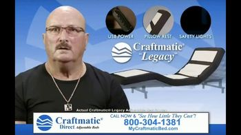 Craftmatic Legacy TV Spot, 'See for Yourself' - Thumbnail 9