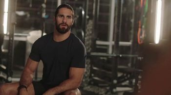 The Real Cost TV Spot, 'USA Network: Weight Lifting' Featuring Seth Rollins - 12 commercial airings