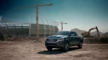 Ram Trucks Power Days TV Spot, 'Luxury' Song by Stone Temple Pilots [T1] - Thumbnail 1