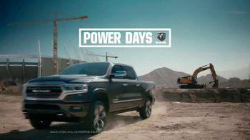 Ram Trucks Power Days TV Spot, 'Luxury' Song by Stone Temple Pilots [T1] - Thumbnail 7