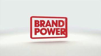 Crest 3D Whitestrips TV Spot, 'Brand Power: Results' - Thumbnail 1