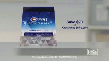 Crest 3D Whitestrips TV Spot, 'Brand Power: Results' - Thumbnail 7