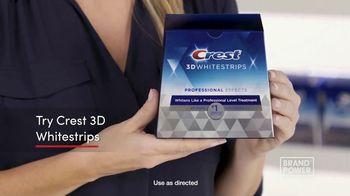 Crest 3D Whitestrips TV Spot, 'Brand Power: Results' - Thumbnail 3