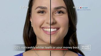 Crest 3D Whitestrips TV Spot, 'Brand Power: Results'
