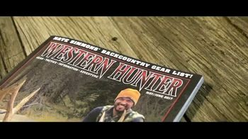 Western Hunter Magazine TV Spot, 'A Complete Guide to Hunting the West'