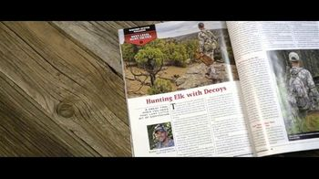 Western Hunter Magazine TV Spot, 'A Complete Guide to Hunting the West' - Thumbnail 5