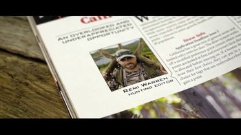 Western Hunter Magazine TV Spot, 'A Complete Guide to Hunting the West' - Thumbnail 6