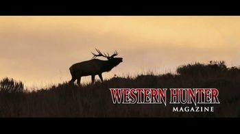 Western Hunter Magazine TV Spot, 'A Complete Guide to Hunting the West' - Thumbnail 7