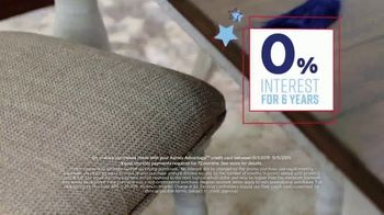 Ashley HomeStore Veterans Day Sale TV Spot, 'Going on Now: 30 Percent Off' Song by Midnight Riot - Thumbnail 4