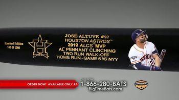 Big Time Bats TV Spot, 'Jose Altuve ALCS MVP' - Thumbnail 1