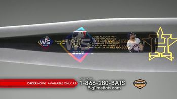 Big Time Bats TV Spot, 'Jose Altuve ALCS MVP' - 1 commercial airings