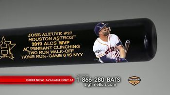 Big Time Bats TV Spot, 'Jose Altuve ALCS MVP' - Thumbnail 4