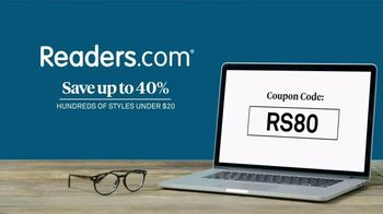 Readers.com TV Spot, 'Hundreds of Styles: Save Up to 40 Percent' - Thumbnail 8