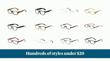 Readers.com TV Spot, 'Hundreds of Styles: Save Up to 40%' - Thumbnail 3
