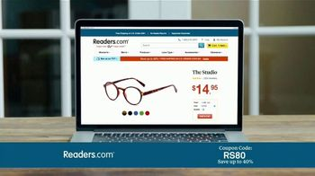 Readers.com TV Spot, 'Hundreds of Styles: Save Up to 40%' - Thumbnail 6