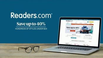 Readers.com TV Spot, 'Hundreds of Styles: Save Up to 40%' - Thumbnail 7