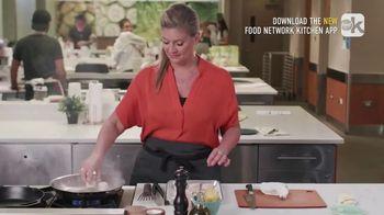 Food Network Kitchen App TV Spot, 'Amanda's Seared Scallops' - Thumbnail 7