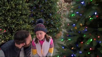 Lowe's Black Friday Deals TV Spot, 'The Right Tree: Artificial Christmas Trees' - Thumbnail 6