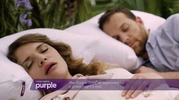 Purple Mattress TV Spot, 'Whole New Level' - Thumbnail 3