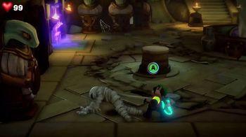 Nintendo Switch TV Spot, 'Trick or Defeat: Luigi's Mansion 3' - Thumbnail 8