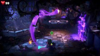 Nintendo Switch TV Spot, 'Trick or Defeat: Luigi's Mansion 3' - Thumbnail 9