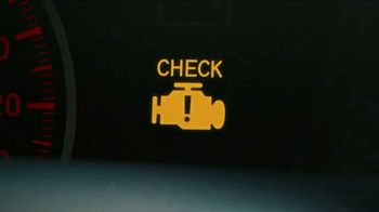 AutoZone Loan-a-Tool Program TV Spot, 'Check Engine Light Fix'