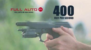Crosman Full Auto Series TV Spot, 'Fully Automatic' - Thumbnail 6