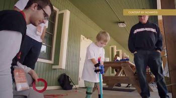 Novartis TV Spot, 'Differences Not Disabilities: Moving Past Psoriasis' - Thumbnail 6