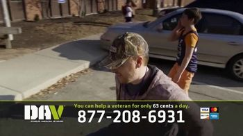 Disabled American Veterans TV Spot. 'Nick's Story' Featuring Danny Aiello - Thumbnail 5