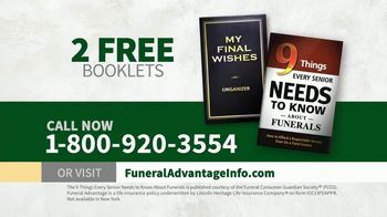 Lincoln Heritage Funeral Advantage Program TV Spot, 'Final Wishes Organizer' - Thumbnail 7