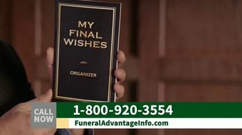 Lincoln Heritage Funeral Advantage Program TV Spot, 'Final Wishes Organizer' - Thumbnail 4