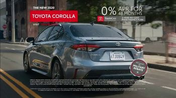 2020 Toyota Corolla TV Spot, 'The Pack' Song by Alex Britten, AX UX [T1] - Thumbnail 10