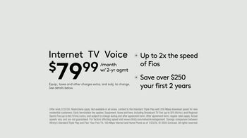 XFINITY xFi TV Spot, 'Breakup: Save $250' Featuring Amy Poehler - Thumbnail 10